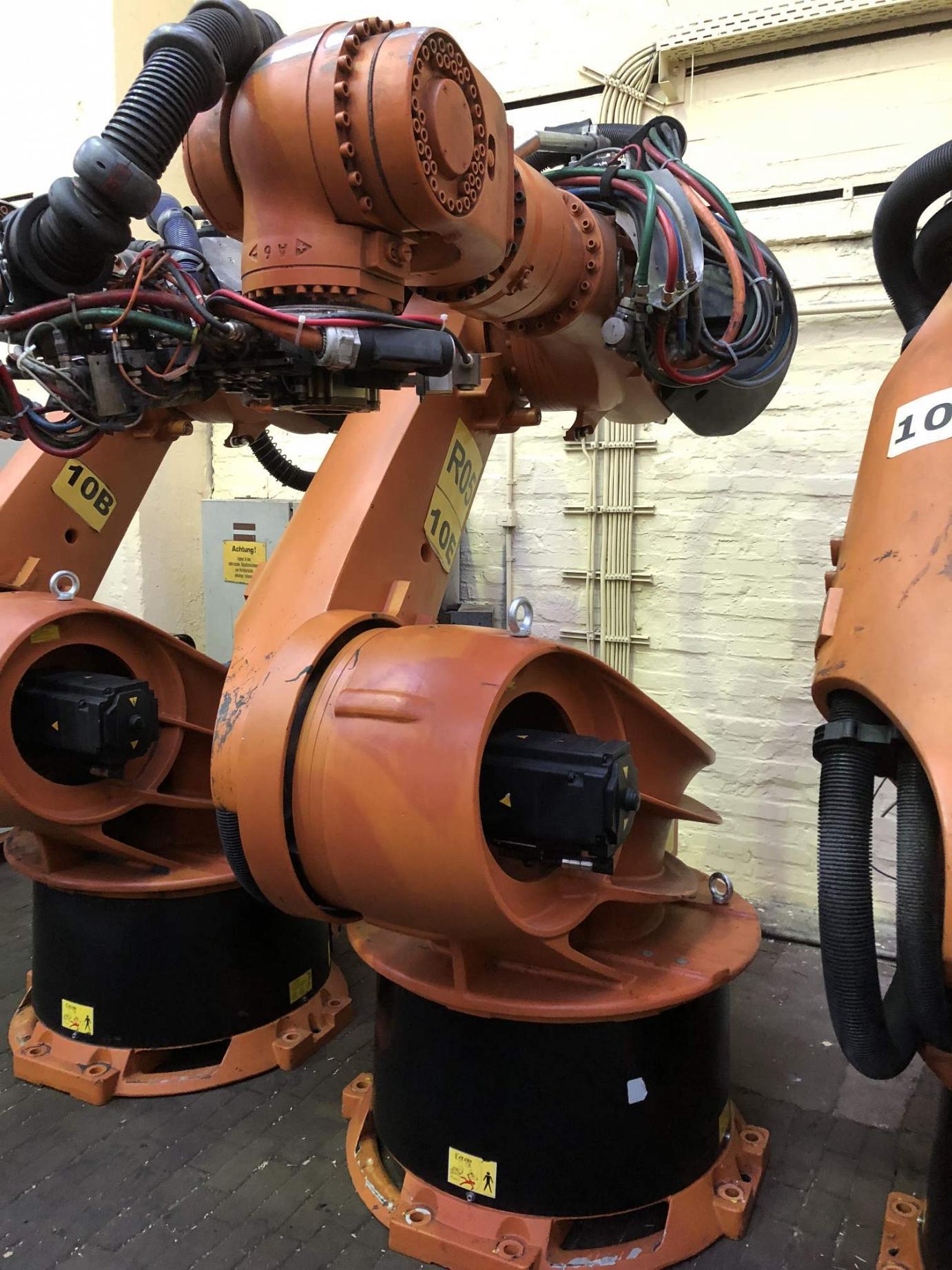 Goedicke Werkzeugmaschinen Robot Kuka Vkr 500 L420 2